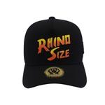 Boné Trucker Rhino Size Games Preto