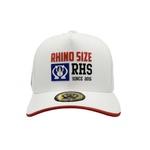 Trucker Rhino Size Branco EUA