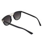 Óculos de Sol Feminino RHINOSIZE Fumê Gateado