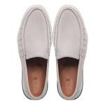Sapato Casual Tokyo Masculino Couro Flint Ice