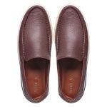Sapato Casual Tokio Masculino Couro Mouro