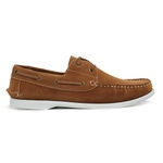 Dockside Masculino Couro Havana Riccally