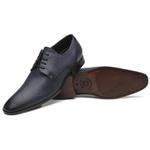 Sapato Social Masculino Navy
