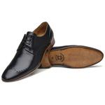 Sapato Social Masculino Preto Fumex