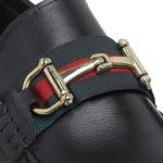 Mocassim Italiano Masculino Premium Couro Preto Riccally