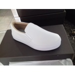 Slip On Calce Fácil Branco DKShoes