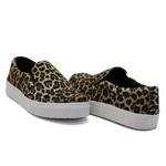 Slip On Liso Onça DKShoes Animal Print