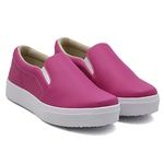 Slip On Liso Pink DKShoes