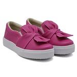 Slip On Laço Pink DKShoes