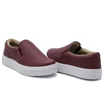 Slip On Liso Marsala DKShoes