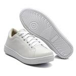 Tênis Casual Siena Branco DKShoes