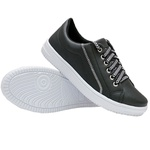 Tênis Casual Costura Preto DKShoes
