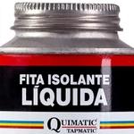 Fita Isolante Líquida Preta 200mL BD 1 - Quimatic Tapmatic