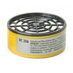 Cartucho Filtro RC 206 - 012120512 - Carbografite