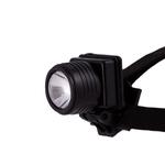 Lanterna para Cabeça 3 Pilhas - 012196412 - Carbografite