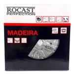 Serra Circular Pastilha Metal Duro Madeira MD 12pol x 60 dentes 35,0014 ROCAST