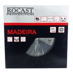 Serra Circular Pastilha Metal Duro Madeira MD 16pol x 24 dentes 35,0027 ROCAST