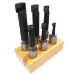 Jogo de Ferramentas para Cabeçote Broqueador 6 peças cabeçote100mm 74,0003 NOLL