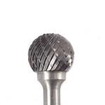 Lima Rotativa Esférica em Metal Duro MD 16,00mm 45,0058 ROCAST