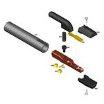 Porta Eletrodo 600A S-600 - 010359110 - Carbografite