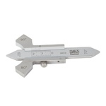Cálibre de Solda Tipo 1 0 a 20mm x 0,01mm 113,0013 ZAAS