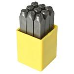 Jogo de Punção Numérico 9 peças 3,00mm 60,0004 ROCAST