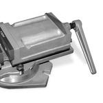 Morsa Giratória Standard para Máquinas Abertura 125mm 70,0012 NOLL