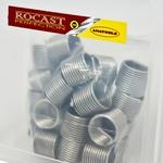 Inserto Roscas Postiças MF 1,5 x Bitola MF10 x 1,25 Passo/FPP 117,0020 ROCAST