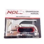 Grampeador Manual 4 a 8mm 231,0001 NOLL