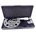 Micrômetro Externo Analógico com Arco Ferro Fundido de 0 a 25mm 2,0001 ZAAS