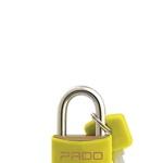 Cadeado Cores Amarelo 40mm - LT-40 - PADO