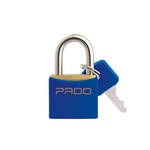Cadeado Cores Azul 40mm - LT-40 - PADO