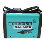 Maquina de Solda Inversora MAXXIARC 160 CEL - Balmer 220V