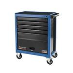 Carro p/ Ferramentas 5 Gavetas e 1 Porta Azul - Tramontina PRO