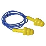 Protetor Auricular Copolímero Cordão PVC 15DB PPA 01 PROTEPLUS