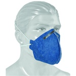 Máscara Respiratória Descartável PFF1 Sem Válvula PPR 05 PROTEPLUS