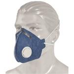 Máscara Respiratória Descartável PFF1 Com Válvula PPR 06 PROTEPLUS