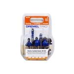 Kit Fresas Especiais TR770 p/ Dremel Trio 5 Unidades - Dremel