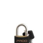 Cadeado Cores Preto 30mm - E-30 - PADO
