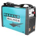 Máquina de Solda Inversora 210A MaxxiARC210 - Balmer 220V