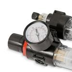 Filtro Regulador e Lubrificador de Ar 1/4pol 322,0004 NOLL