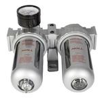 Filtro Regulador e Lubrificador de Ar 1/2pol 322,0006 NOLL