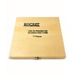 Jogo de Ferramentas Soldadas 11 Peças Bitola Quadrado 20x20mm 303,0010 ROCAST