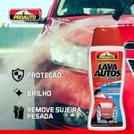 Lava Autos Brilho com Cera 500 mL - Proauto