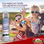 Limpa Ar Condicionado para Autos Breeze Lavanda 300 mL - Proauto