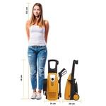 Lavadora de Alta Pressão Eco Wash 2350 até 1750 PSI e 1650W - WAP 220V