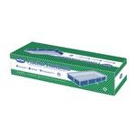Piscina Retangular Lona em PVC 3.000 Litros - MOR