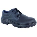 Sapato Segurança Cadarço Sem Bico Aço Monodensidade PPP14 - PROTEPLUS