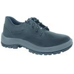 Sapato Segurança com Cadarço e Bico PVC Bidensidade PPP90 - PROTEPLUS