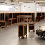 Carro p/ Ferramentas 7 gavetas 115 peças 44950/716 - Tramontina Pro
